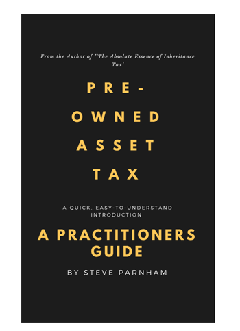 Pre-Owned Asset Tax: A Practitioners Guide book cover