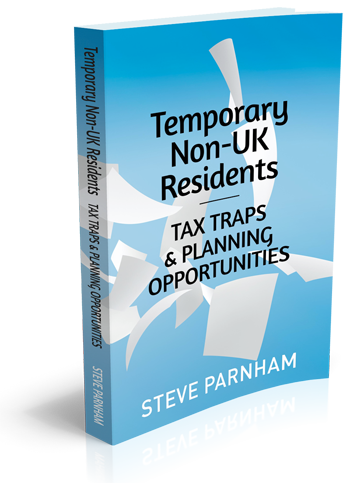 Temporary Non-UK Residents book cover
